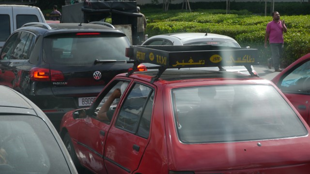 Petit Taxi Casablanca