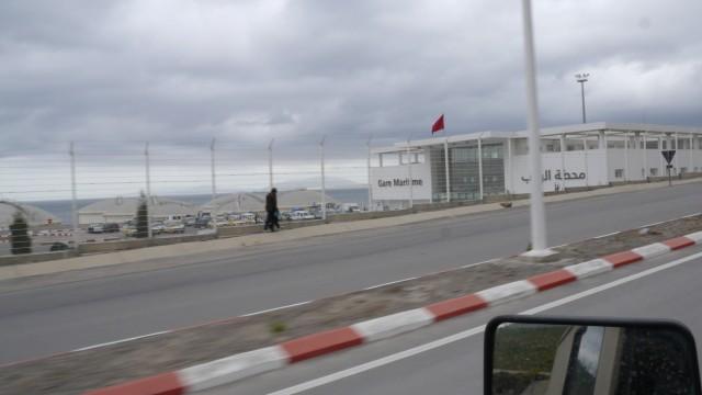 never go Tangier Med!