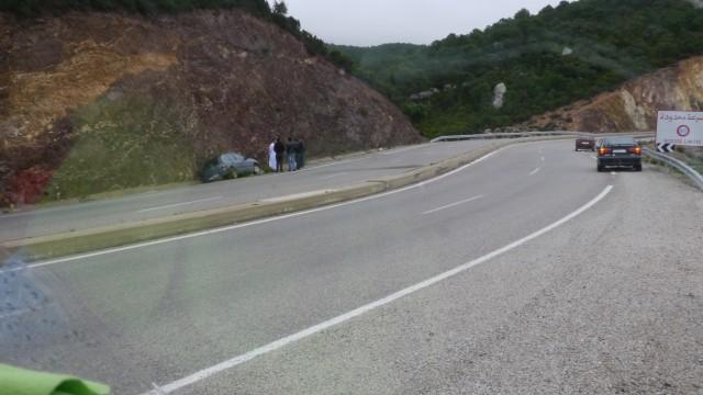 Küstenstraße nach Ceuta