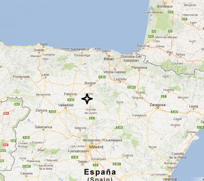 von Madrid nach FFM