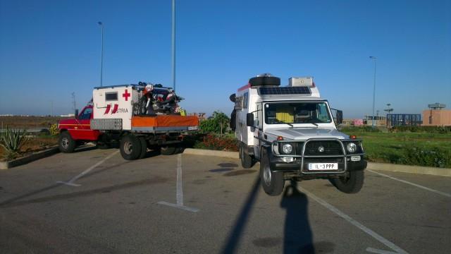 AT Team 2012 Tangier