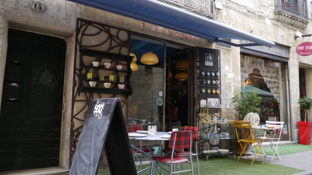500 degres 2, Montpellier oldtown