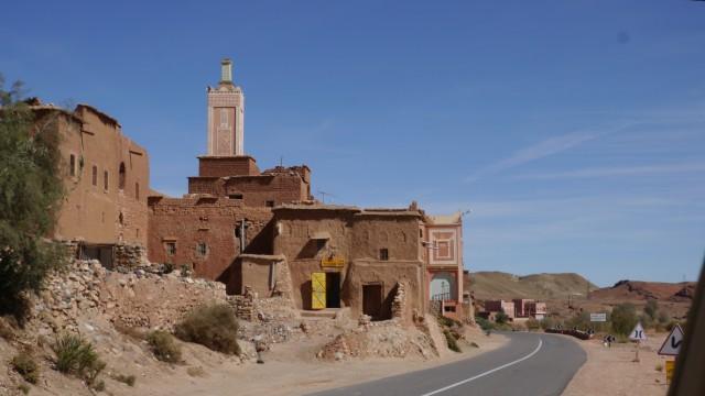 Handy Shop, nördliche Sahara