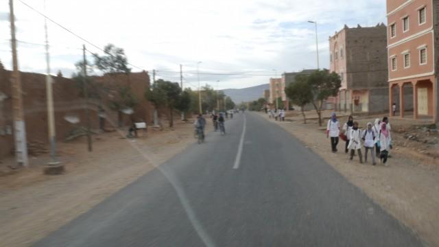 Schulbeginn Zagora Region