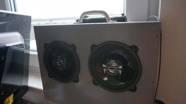 neue 13er Koax Boombox V1