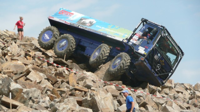 Truck Trial 2008