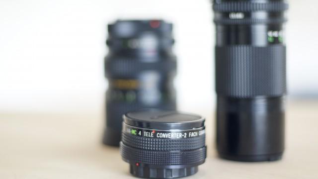 Canon 50F1.4