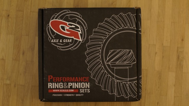 G2 Ring Pinion