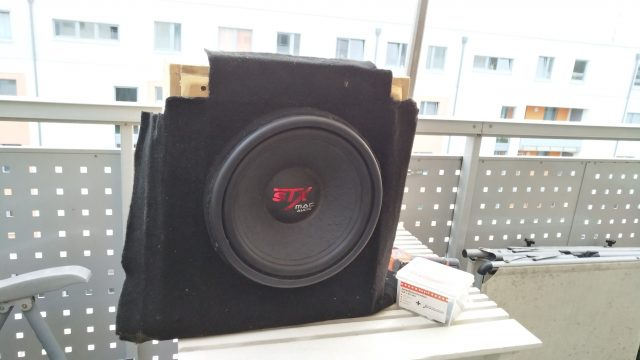 30er MAC Audio STX