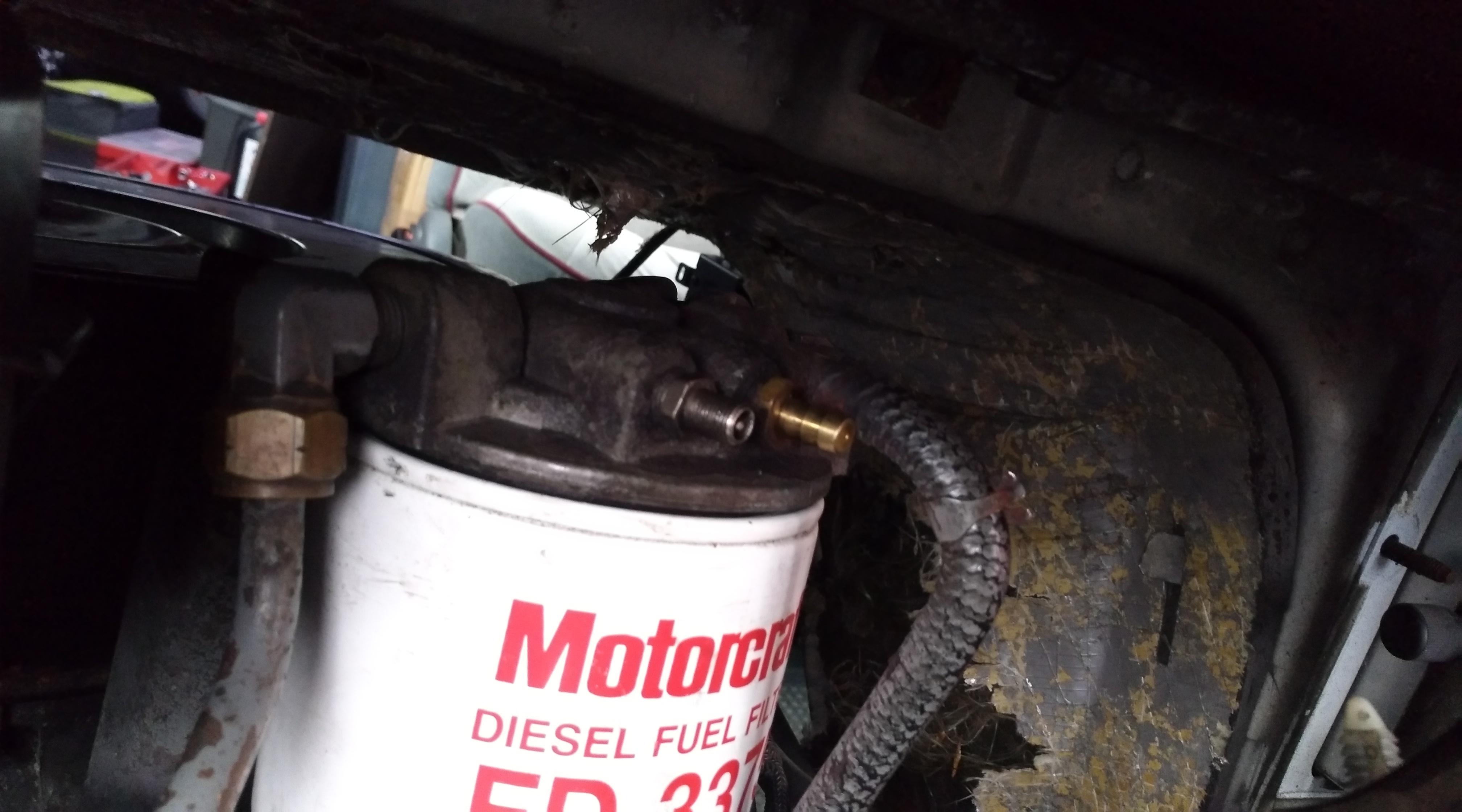 Liegen Geblieben Relais Fr Die Elektrische Sprit Pumpe E350 Fuel Filter Ford