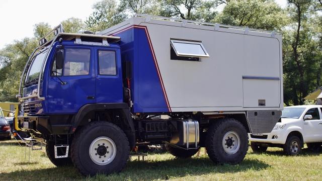 Steyr 12M18 mit Koffer